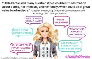 Barbie with Comments